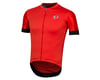 Image 1 for Pearl Izumi Elite Pursuit Graphic Short Sleeve Jersey (Torch Red Stripe)