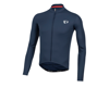 Image 1 for Pearl Izumi Select Pursuit Long Sleeve Jersey (Navy)