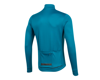 Image 2 for Pearl Izumi Pro Merino Thermal Long Sleeve Jersey (Teal)