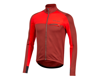 Image 1 for Pearl Izumi Interval Thermal Jersey (Russet/Torch Red)
