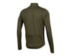 Image 2 for Pearl Izumi Quest Thermal Long Sleeve Jersey (Forest)