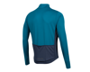 Image 2 for Pearl Izumi Quest Thermal Long Sleeve Jersey (Teal/Navy)