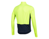 Image 2 for Pearl Izumi Quest Thermal Long Sleeve Jersey (Screaming Yellow/Navy) (S)