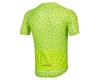 Image 2 for Pearl Izumi Men's PRO Mesh Short Sleeve Jersey (Screaming Yellow/Navy Paisley) (S)