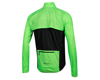 Image 2 for Pearl Izumi Elite Escape Convertible Jacket (Screaming Green/Black) (XS)