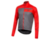 Image 1 for Pearl Izumi Elite Escape Barrier Jacket (Torch Red/Smoke Pearl)