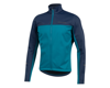 Image 1 for Pearl Izumi Quest AmFIB Jacket (Navy/Teal)