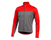 Image 1 for Pearl Izumi Quest AmFIB Jacket (Torch Red/Smoked Pear)