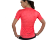 Image 3 for Pearl Izumi Women's Elite Pursuit Short Sleeve Jersey (Atomic Red) (S)