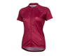 Image 1 for Pearl Izumi Women's Select Pursuit Short Sleeve Jersey (Beet Red Wish)