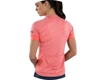 Image 3 for Pearl Izumi Women's Select Escape Short Sleeve Jersey (Sugar Coral/Peach)