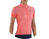 Image 4 for Pearl Izumi Women's Select Escape Short Sleeve Jersey (Sugar Coral/Peach)