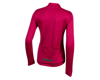Image 2 for Pearl Izumi Women's PRO Merino Thermal Long Sleeve Jersey (Beet Red) (XS)