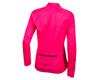 Image 2 for Pearl Izumi Women's Elite Escape Barrier Jacket (Screaming Pink)