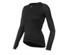 Image 1 for Pearl Izumi Women's Transfer Long Sleeve Base Layer (Black)