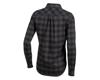 Image 2 for Pearl Izumi Women's Rove Long Sleeve Shirt (Black/Phantom Plaid) (M)