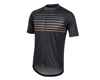 Image 1 for Pearl Izumi Canyon Graphic Short Sleeve Jersey (Black/Berm Brown Slope)
