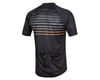 Image 2 for Pearl Izumi Canyon Graphic Short Sleeve Jersey (Black/Berm Brown Slope)