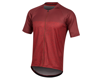 Image 1 for Pearl Izumi Canyon Graphic Short Sleeve Jersey (Russet/Torch Red Static)