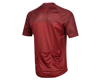 Image 2 for Pearl Izumi Canyon Graphic Short Sleeve Jersey (Russet/Torch Red Static)