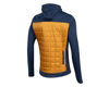 Image 2 for Pearl Izumi Versa Quilted Hoodie (Navy/Berm Brown)
