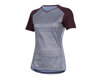 Image 1 for Pearl Izumi Women's Launch Short Sleeve Jersey (Plumb Perfect/Eventide Vert) (XS)