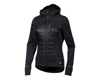 Image 1 for Pearl Izumi Women's Versa Quilted Hoodie (Black)