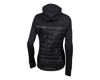 Image 2 for Pearl Izumi Women's Versa Quilted Hoodie (Black)