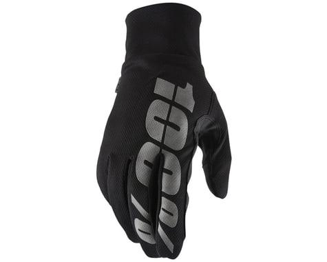 100% Hydromatic Waterproof Gloves (Black) (L)