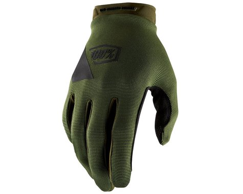 100% Ridecamp Gloves (Fatigue) (S)