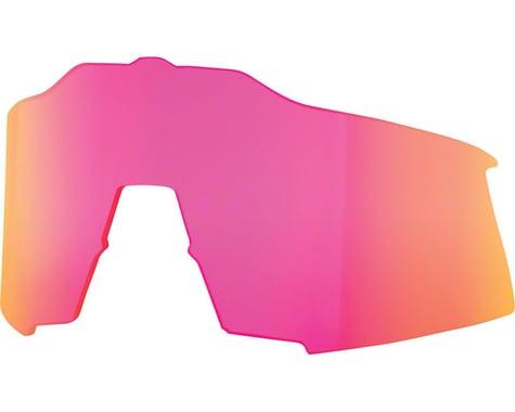 100% SpeedCraft Replacement Long Lens (Mirror Purple Multilayer)