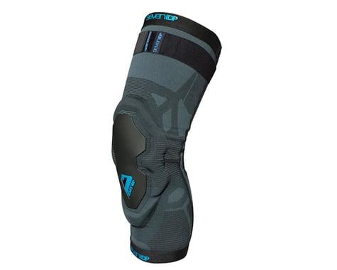 7iDP Project Knee Armor (Black/Grey) (M)