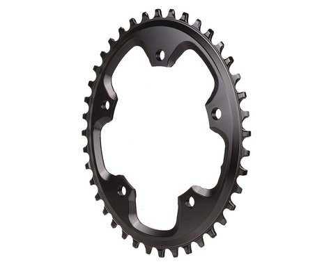 Absolute Black CX 1X Oval Chainring (Black) (110mm BCD) (Offset N/A) (40T)