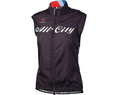 All-City Team Women's Vest (Black/Red/Blue)