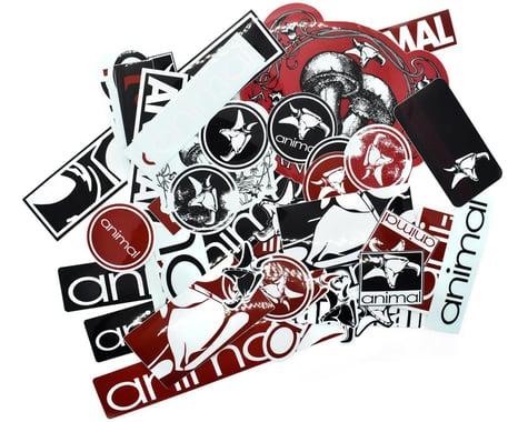 Animal Assorted Sticker Pack (38)