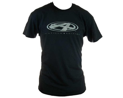 Answer Platinum Short Sleeve T-Shirt (Black) (2XL)