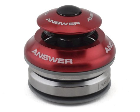 Answer Integrated Headset (Red)