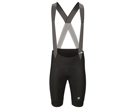Assos Mille GTS C2 Bib Shorts (Black) (XS)