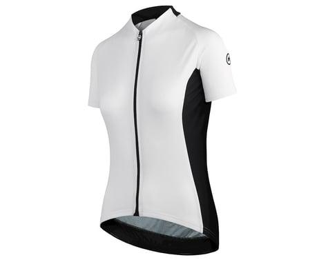 Assos Women's UMA GT Short Sleeve Jersey (Holy White) (XLG)