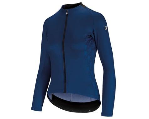 Assos Women's UMA GT Summer Long Sleeve Jersey (Caleum Blue) (S)