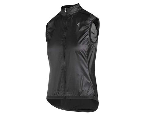Assos UMA GT Women's Wind Vest (Black Series) (XLG)
