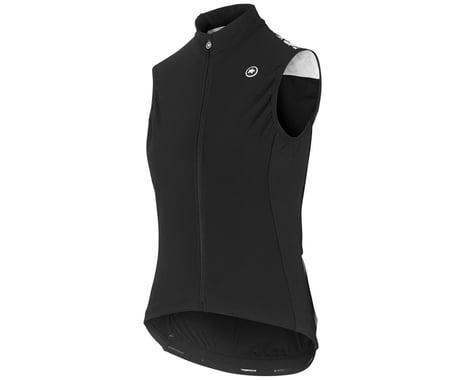 Assos Women's UMA GT Airblock Vest (Black Series) (L)