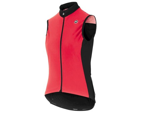 Assos Women's UMA GT Airblock Vest (Galaxy Pink) (XLG)