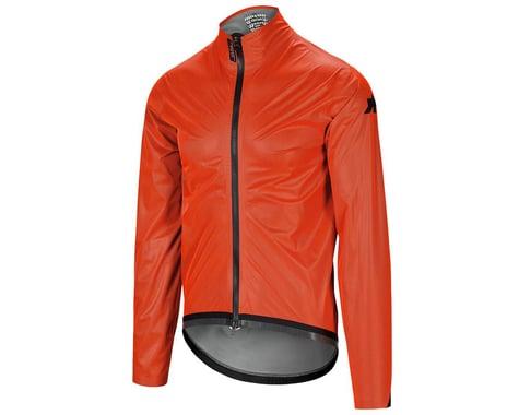 Assos EQUIPE RS Rain Jacket TARGA (Propeller Orange) (XLG)