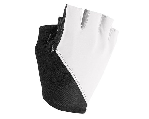 Assos Summer Gloves S7 (White Panther) (XLG)