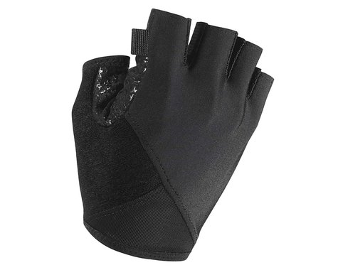 Assos Summer Gloves S7 (Black Volkanga) (XL)