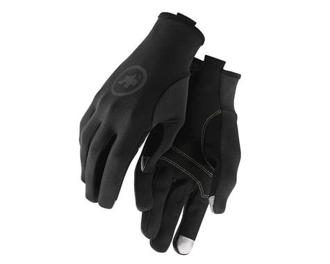 Assos Assosoires Spring/Fall Gloves (Black Series) (L)
