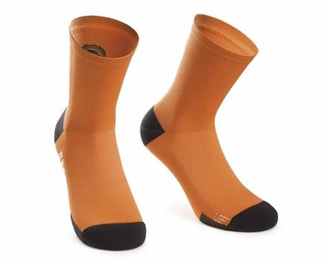 Assos XC Socks (Open Orange)