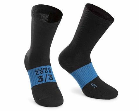 Assos Assosoires Winter Socks (Black Series) (S)