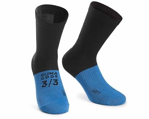 Assos Assosoires Ultraz Winter Socks (Black Series) (M)